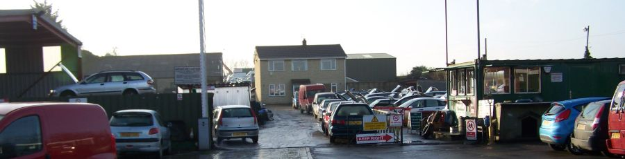 Harry Buckland's - Specialists in used car parts, vehicle dismantling and de-pollution services in Gloucestershire